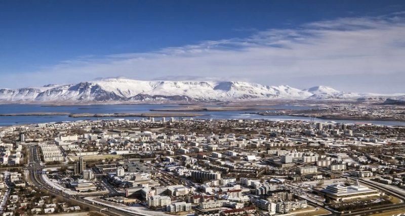 Reykjavik Sigurjon Ragnar