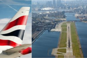 british airways londoncity