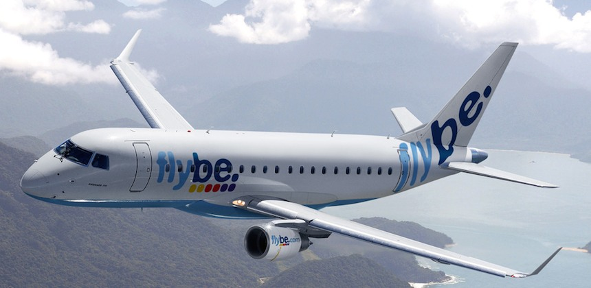 flybe 860