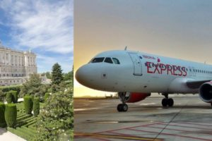 iberia express madrid