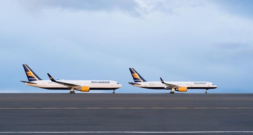 icelandair 767 757