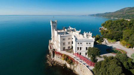 trieste castello Miramare photo marco milani